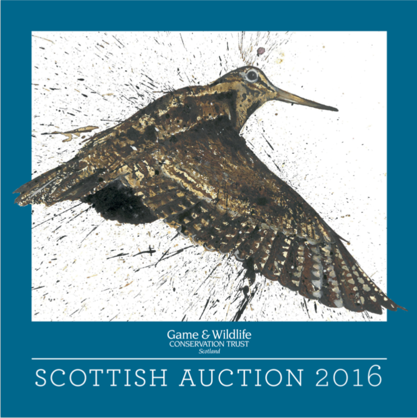 Game & Wildlife Conservation Trust (GWCT) Scottish Auction 2016